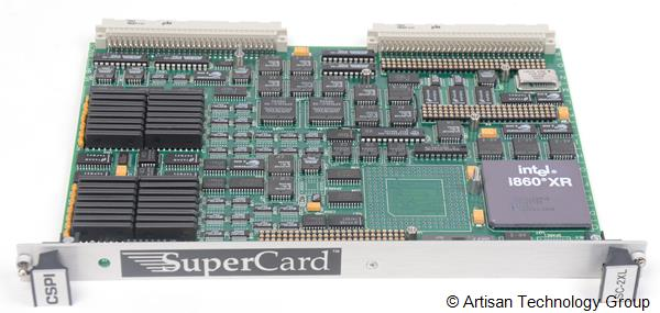 CSPI SC2VXL/16MB SuperCard SuperLink VME Module