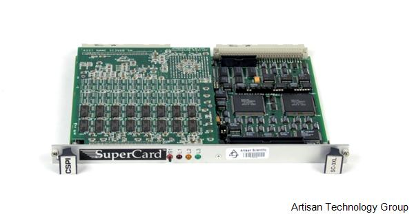 CSPI SC-3XL SuperCard SuperLink VME Module