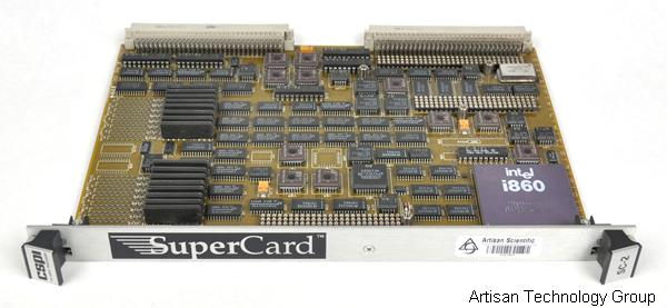 CSPI SC2V/2MB SuperCard SuperLink VME Module