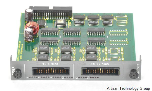 Control Technology 2202A 24-Channel Output Module