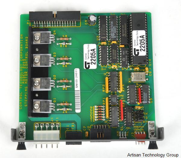 Control Technology 2200 Controller Chassis and Modules