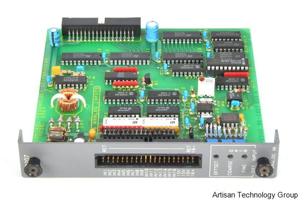 Control Technology 2207 16-Channel Analog Input Model