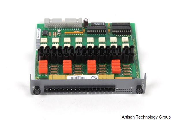 Control Technology 2211 16-Channel Output Module