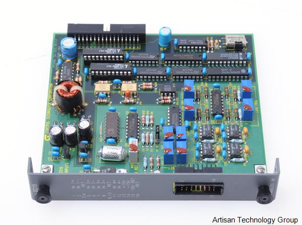 Control Technology 2215 Analog 4-Input Module
