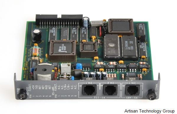 Control Technology 2216 2-Channel Communications Module