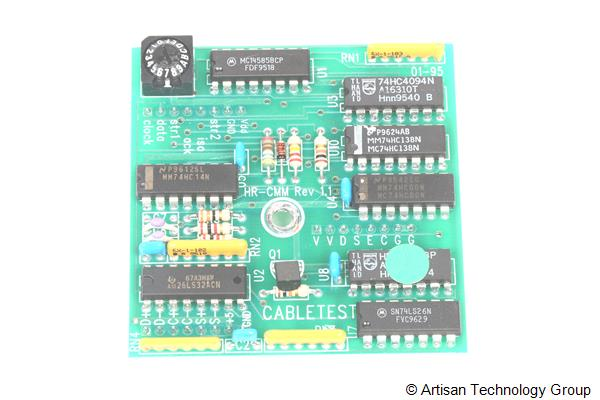 CableTest Systems HR-CMM Extension Board