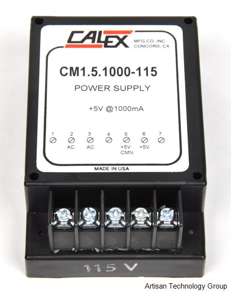 Calex CM (Chassis Mountable) Power Supplies