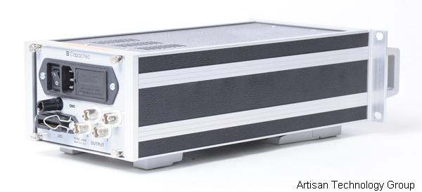 Capacitec 4000 / 4100 Series Amplifiers and Racks