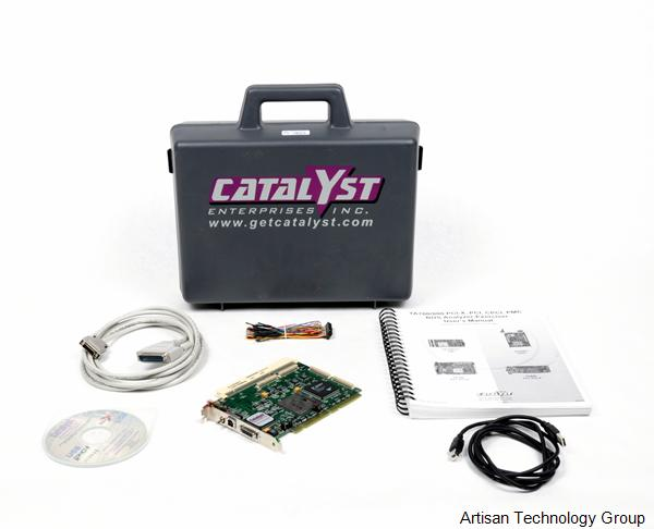 Teledyne / LeCroy / Catalyst TA700 PCI-X BUS Analyzer-Exerciser Module