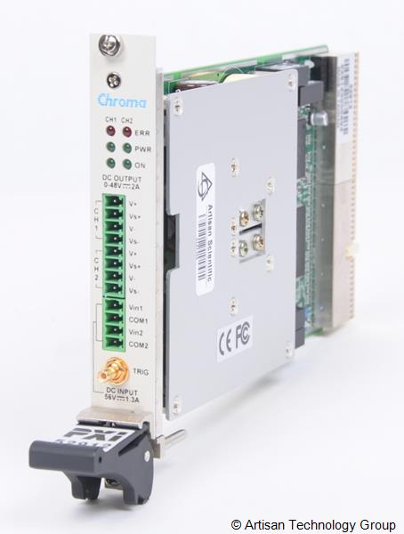 Chroma 52912/52914 PXI Programmable Power Supply