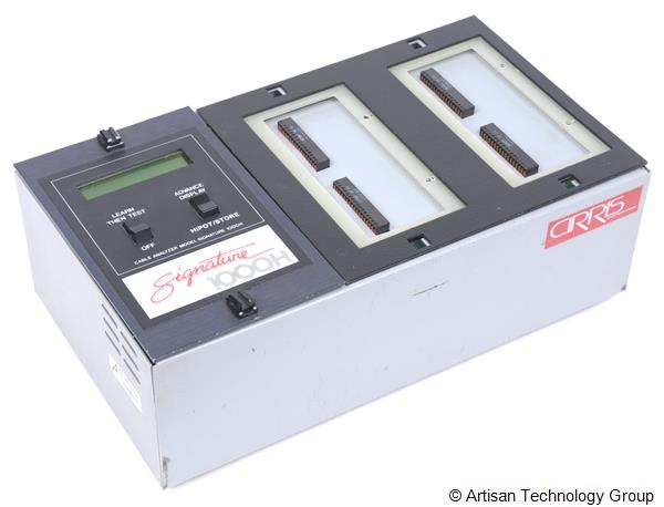 Cirris Systems Signature 1000H Cable Analyzer