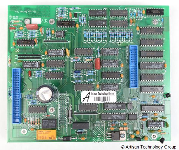 Cirris Systems 17-18937-01D 1000H+ CAP Analog Motherboard w/ CAP Analog Daughterboard