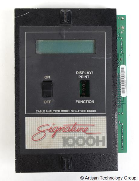 Cirris Systems 1000H Microprocessor Control Panel