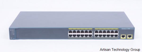 Cisco Systems 2960 Switch with LAN Based Software