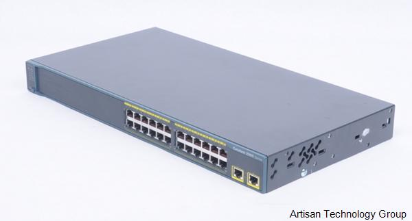 Cisco Systems 2960 / 2960-S Series Switches with LAN Based Software