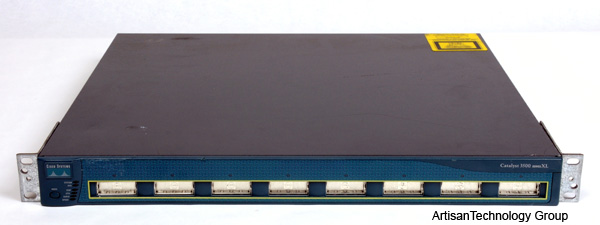 Cisco Systems Catalyst 3508 XL-EN 10/100 and Gigabit Ethernet Switch