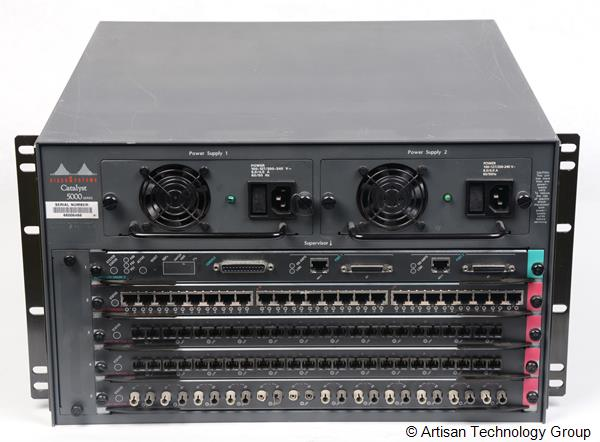 Cisco Systems WS-C5000 5-Slot Multi-Layer Switching System