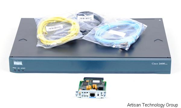 Cisco Systems 2610SM Modular Access Router