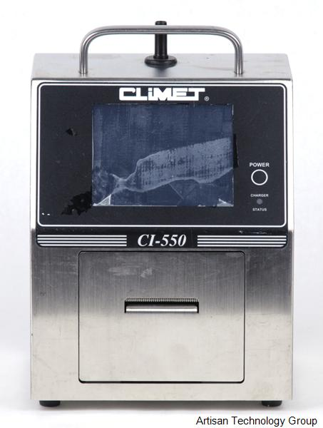 Climet CI-550 1 CFM Particle Counter
