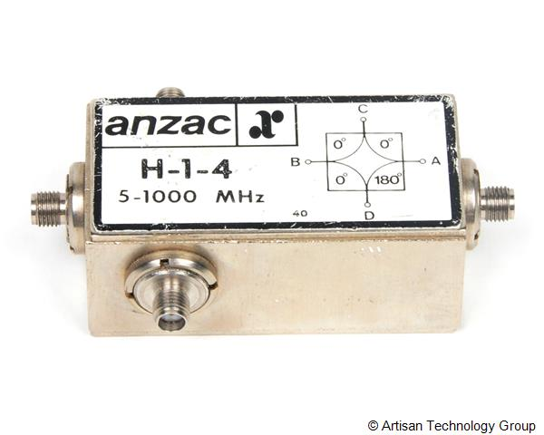 Gaas Labs / MACOM / Anzac H-1-4 SMA UHF Hybrid Junction