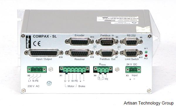 Parker / Compumotor Compax 1000SL Compact Servo Controller