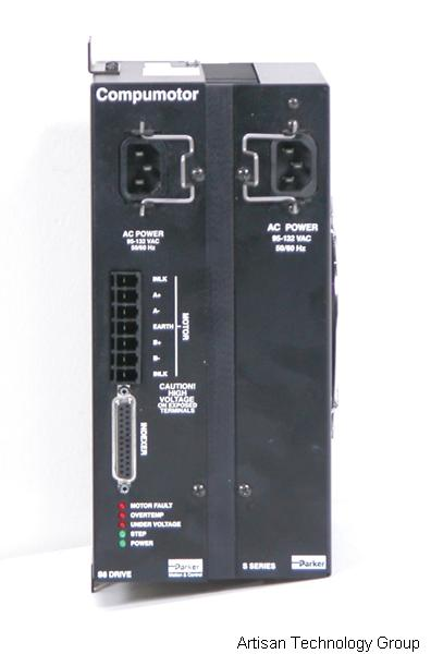 Parker / Compumotor S8 High Current Option Microstepping System
