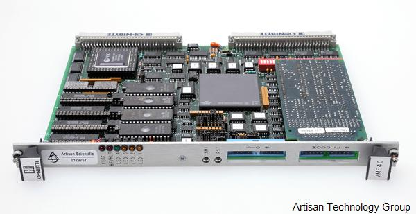 Concurrent Technologies / Omnibyte VME40 VMEbus Single Board Computer
