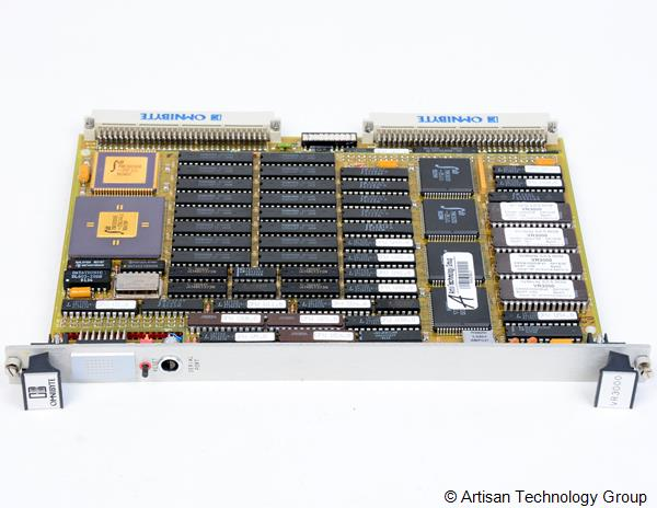 Concurrent Technologies / Omnibyte VR3000 VMEbus Single Board Computer