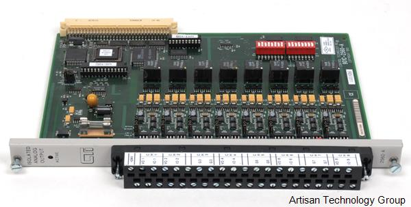 Control Technology 2560-A 8-Channel Isolated Analog Output Module