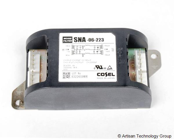 Cosel SNA-06-223 Ripple Noise Attenuation Type for Switch Mode DC Power Supply