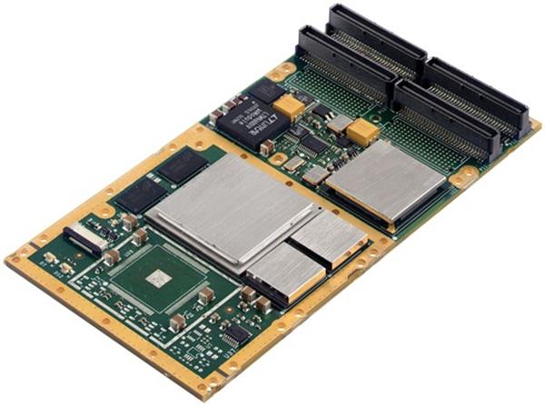 Curtiss-Wright ADX000 Xilinx Virtex-5 FPGA