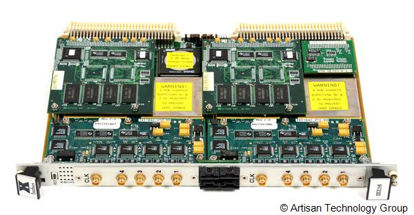 Curtiss-Wright / DY-4 / Ixthos IXZ1644-0-B3110 RealTime MultiProcessing VME Board