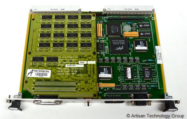 Curtiss-Wright / DY-4 SVME-171 / DMV-171 Single Board Computers