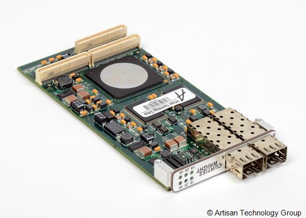 Curtiss-Wright FX400 Dual-Channel (DC) Fibre Channel PMC Card