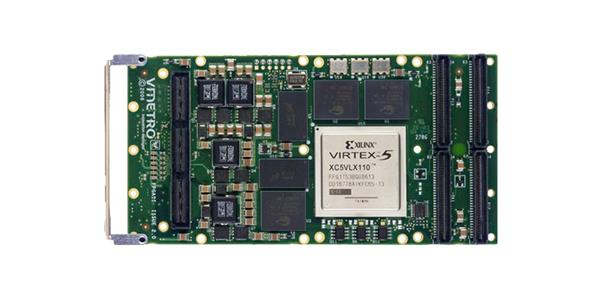 Curtiss-Wright PMC-FPGA05 Xilinx Virtex-5 LX110 FPGA PMC Module