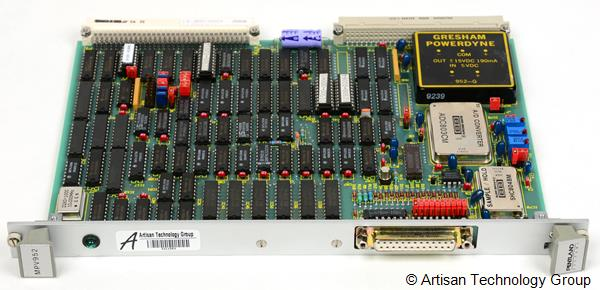 Curtiss-Wright / Pentland Systems MPV952 8-Channel, 12-Bit, 64 Kbyte A/D Converter