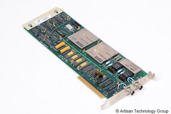 DDC BUS-65515 MIL-STD-1553 BC/RTU/MT IBM PC Interface Module