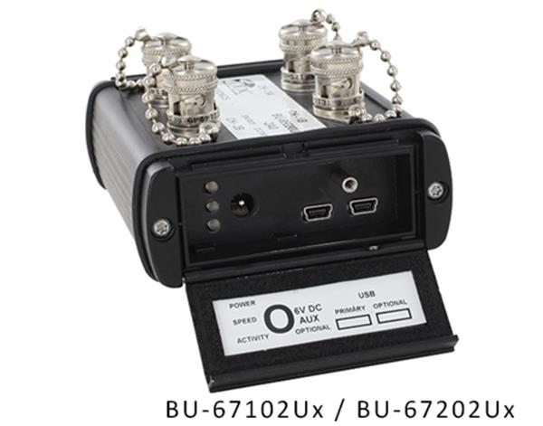 DDC BU-67103U USB Avionics Device with MIL-STD-1553 and ARINC 429 Interfaces
