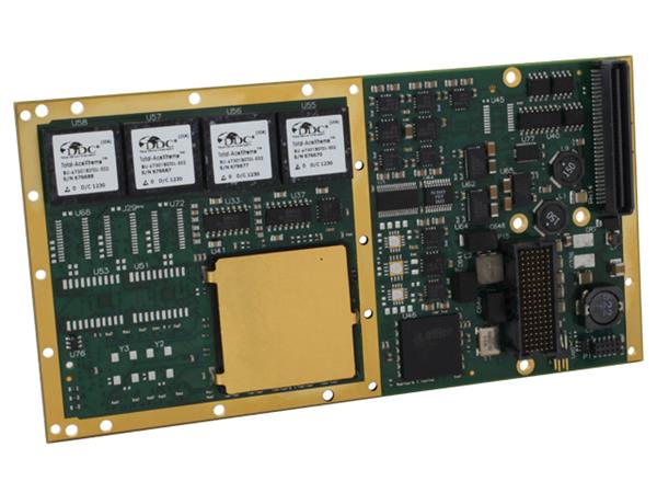 DDC BU-67118 Multi-Channel Multi-Protocol Avionics XMC and PMC Card
