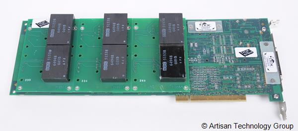 DDC SB-3622 Series Digital-To-Synchro / Resolver PCI Bus Six Channel Converter Cards