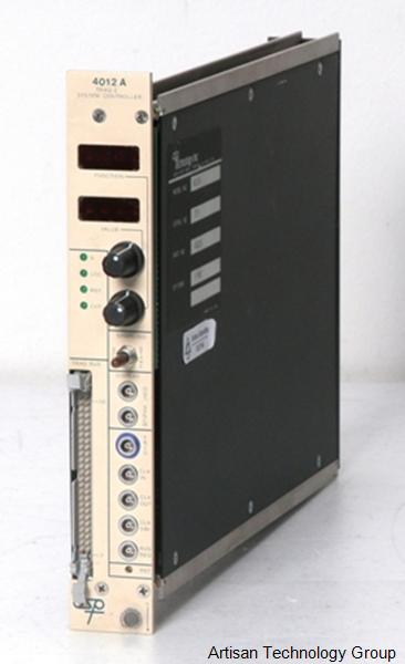 MTS Systems / DSP Technology 4012 A System Controller CAMAC Module