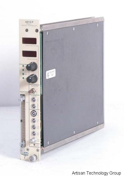 MTS Systems / DSP Technology 4012 P System Controller CAMAC Module