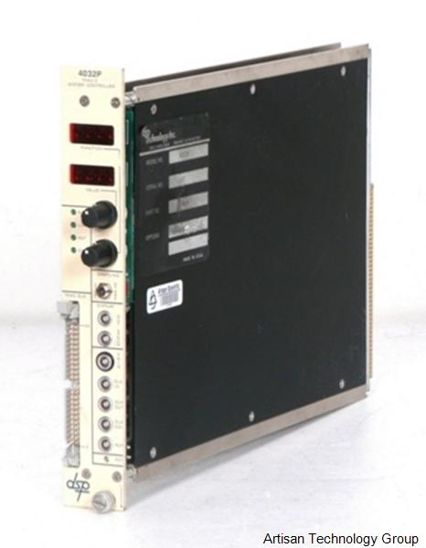 MTS Systems / DSP Technology 4032 P System Controller CAMAC Module