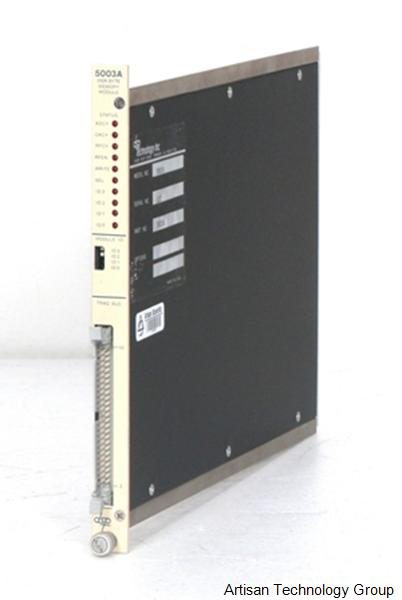 MTS Systems / DSP Technology 5003A 512 K Memory CAMAC Module