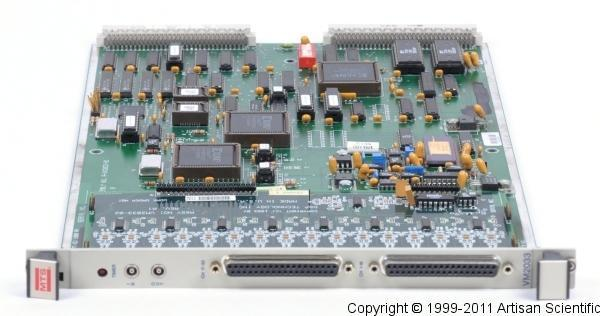 MTS Systems / DSP Technology VM2033 VXI Module