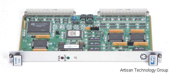 Curtiss-Wright / DY-4 SVME-739 Intelligent Serial Communications Controller