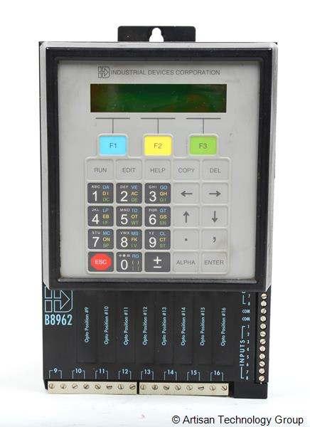 Danaher Motion / IDC B8962 2-Axis Brushless Servo Smart Drive - FP220 Front Panel Included