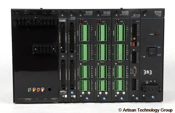 Danaher Motion / Superior Electric MX2000-8 SLO-SYN Multi-Axis Controller