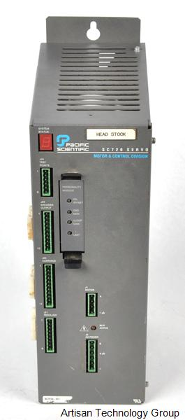 Kollmorgen / Pacific Scientific SC722A Analog Torque/Velocity / Digital Position Command Controller