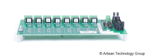 Dataforth SCMPB05 Series 8-Position Analog I/O Backpanel, Non-Multiplexed